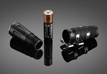Подводный фонарь Lumintop D10 на маску (Cree XP-G R5, 80 lumen, 2 modes, 1xAA/14500), фото 3