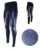 Женские лосины под кожу (узор)