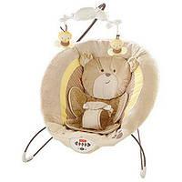 Шезлонг, кресло качалка Мишка Fisher-Price, фото 1