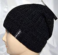 Стильная шапка на флисе