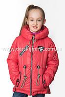 """Детская куртка на девочку-подростка """"Силен"""" весна-осень от производителя"""