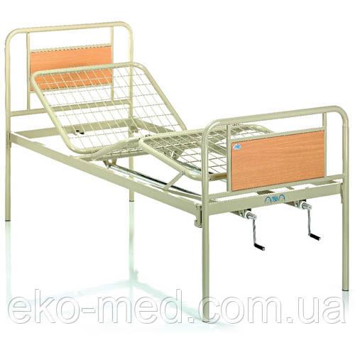 Кровать медицинская функциональная трехсекционная, OSD-94V, OSD (Италия)