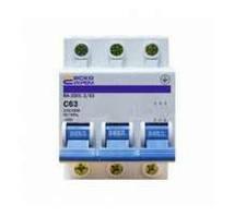 Автоматичний вимикач АСКО 3п 63А