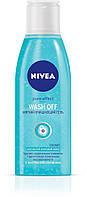 Мягкий очищающий гель Nivea Visage Pure Effect Wash Off! Cleansing Gel