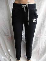 Женские спортивные штаны трикотаж купить в Одессе дёшево качественные (44-50)№8732
