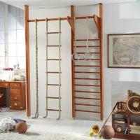 Шведские стенки деревянные