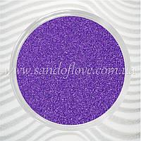 Фіолетовий кольоровий пісок для весільної церемонії пісочної, фото 1