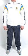 Мужской оригинальный спортивный костюм , Артикул - Real Madrid - 123-2