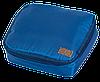 Дорожный органайзер для косметики с отстегивающимся кармашком ORGANIZE (синий), фото 3