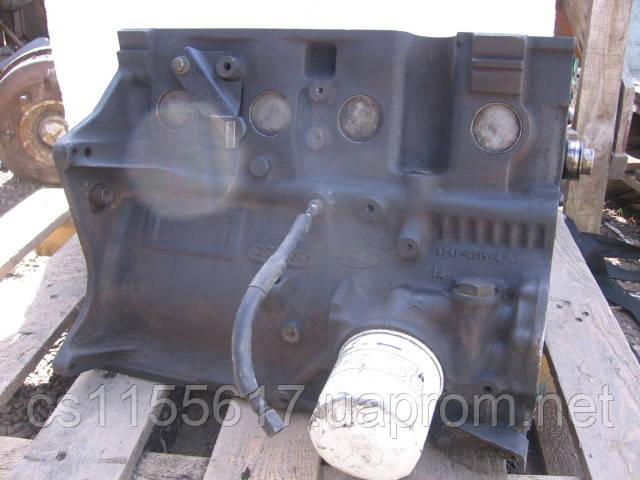 Блок двигателя Ford 4DA, PE28130 б/у на Ford Transit 2.5D год 1986-2000