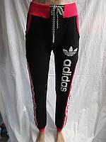 Женские спортивные штаны трикотаж купить в Одессе дёшево качественные (44-52)№8739, фото 1