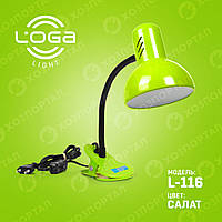 "Лампа-прищепка ""Салат"" Украина.(ТМ LOGA ® Light), фото 1"