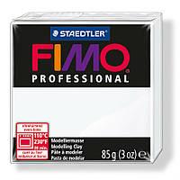 Полимерная глина Fimo professional. Белый, № 0. 8004-0. White