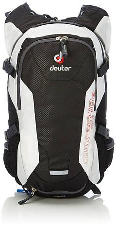 Велорюкзак женский Deuter Compact EXP 10 SL black/white (32142 7130)