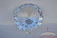 Кристалл на подставке(белый) D22