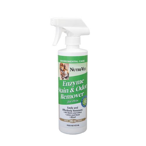 Nutri-Vet Enzyme НУТРИ-ВЕТ ЭНЗИМ энзимный пятновыводитель и удалитель запахов, спрей