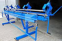 Вальцы для производства водосточных желобов Bri Svarcove Z-4U