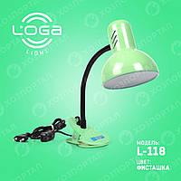 """Лампа-прищепка """"Фисташка"""" Украина.(ТМ LOGA ® Light), фото 1"""