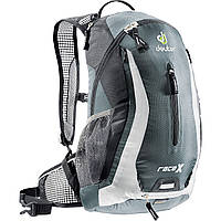 Велорюкзак Deuter Race X granite/white (32123 4111)