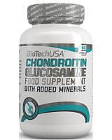 BioTech Chondroitin Glucosaminе 60 капсул