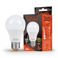 LED лампа Tecro TL-A60-8W-3K-E27