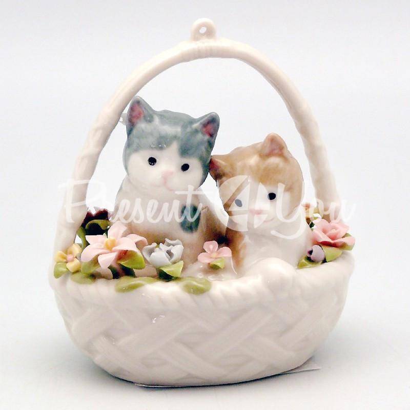 Фигурка «Маленькие кошечки»