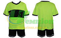 Футбольная форма для команд Zel CO-1503-LG