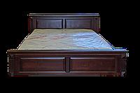 Кровать из дерева Версаль двуспальная 180*200 венге
