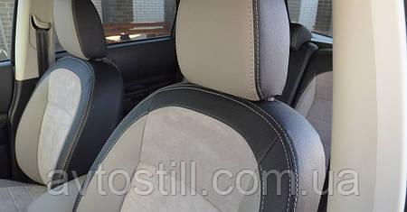 Чехлы в авто Nissan Qashqai +2 (2008-2014)