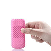 Внешний аккумулятор Power Bank Remax Pineapple 5000 mAh (Розовый)