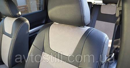 Чехлы Nissan X-Trail T32 (2014-..)