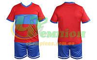 Футбольна форма для команд Zelsport CO-1503-R