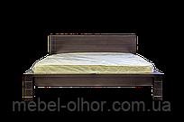 Кровать из массива ольхи Империя (160*200)