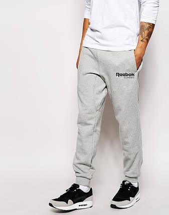 Мужские спортивные штаны Reebok/Рибок, фото 2