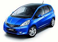 Защита картера двигателя и кпп Honda Jazz 2008-2013