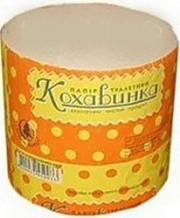 Туалетная бумага Кохавинка серая