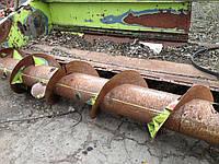 Ремонт шнека зерновога жатки CLAAS
