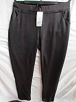 Женские спортивные штаны Батал эластан купить в Одессе дёшево качественные  (XL-5XL)№ 8de30a801fa6b