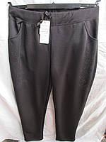Женские спортивные штаны Батал эластан купить в Одессе дёшево качественные (XL-5XL)№8790, фото 1