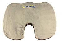 Ортопедическая подушка для сидения PillowEase из пены с памятью, фото 1