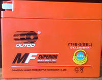 Аккумулятор OUTDO YT4В-5(GEL) (таблетка) для suzuki