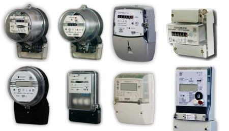 Счетчики электроэнергии электрические