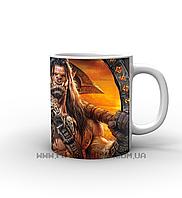 Кружка Warcraft Grom