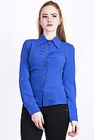 Рубашка женская со  складками, фото 1