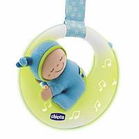 Музыкальная игрушка на кроватку голубая Chicco Чикко 71760.00