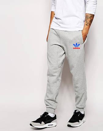 Мужские спортивные штаны Adidas/Адидас, фото 2