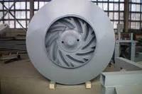 Вентилятор для пневматической транспортировки угольной пыли ВМ-20Дл и ВМ-18Дл