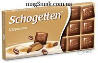 Шоколад Schogetten (Шогеттен) Капучино, 100 г
