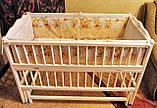 Защита в детскую кроватку, фото 3