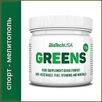 BioTech GREENS 150 г 30 порций